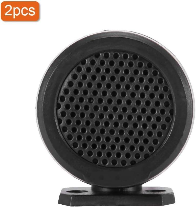 Aramox Car Speaker Black 12V 500W Mini Car Speaker Audio Tweeter 165mm 91dB Speaker Car Speaker