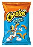 Cheetos Puffs Cheese Flavored Snacks Enjoy all the fun of CHEETOS Puffs Cheese Flavored Snacks in a convenient size. Made with real cheese, they're packed with flavor that satisfies. These single serve bags are not only easy to take with you, they're...