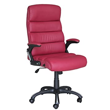 Amazoncom Glamour Reclining Office Chair Executive Home Computer