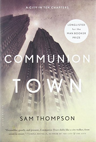 Book cover for Communion Town