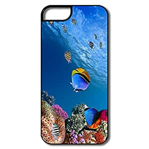 Custom Your Own Movies Thin Fit Fish IPhone 5/5s Case For Her