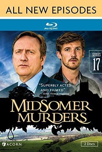 Midsomer Murders, Series 17 [Blu-ray]