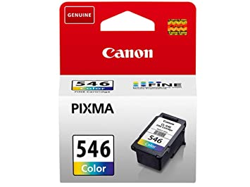 Canon Pixma MG 2550 (CL-546 / 8289 B 004) - original: Amazon ...