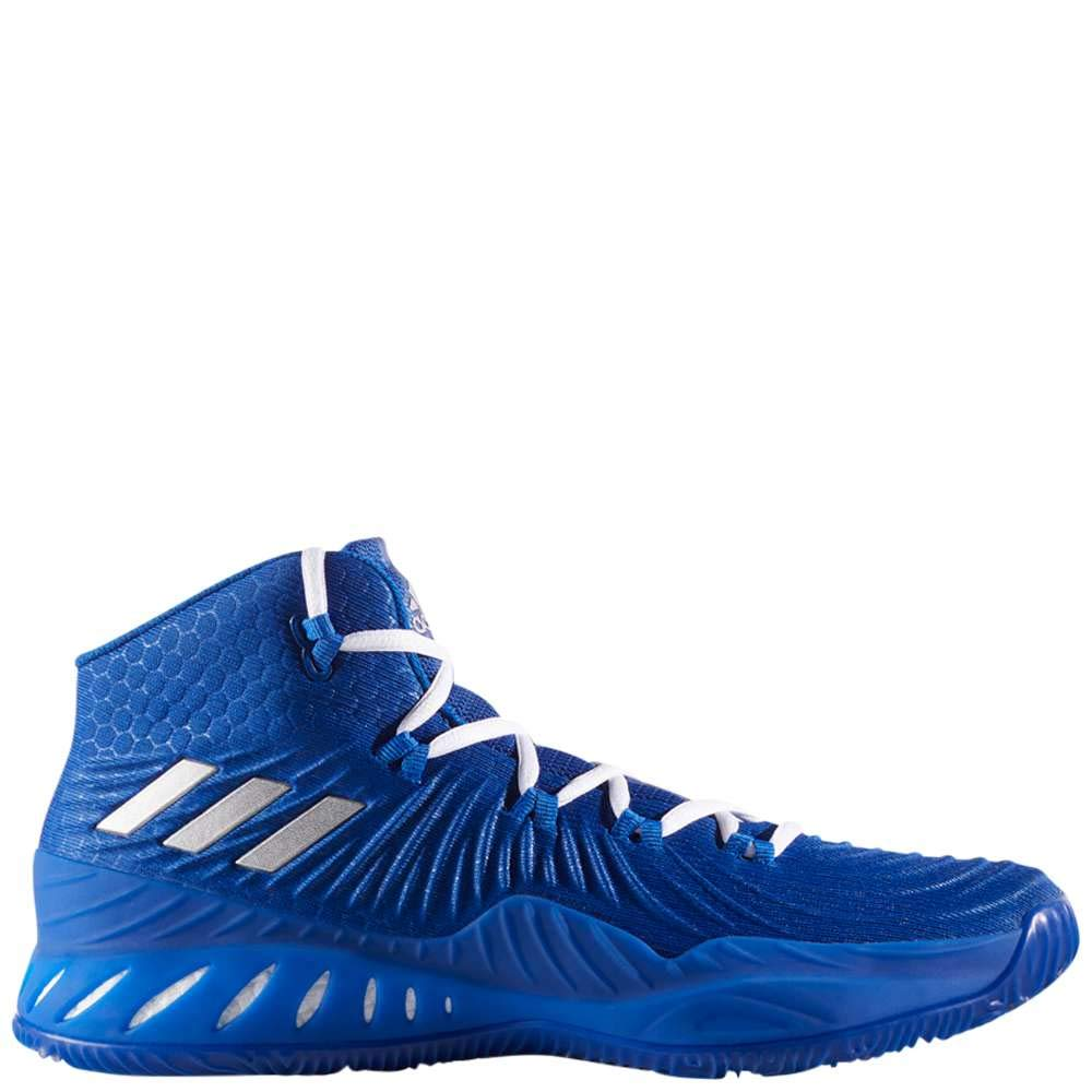 38495615fc4f Galleon - Adidas Men s Crazy Explosive 2017 Royal Silver Blue 9 D US D (M)