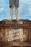 capa de O Menino da Lista de Schindler