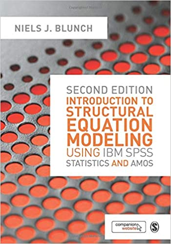 Amazon com: Introduction to Structural Equation Modeling