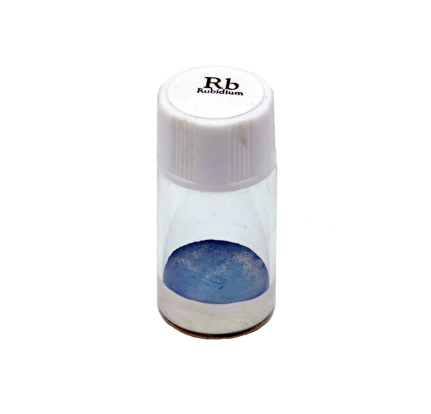 Rubidium Metal 99.95% Pure 1 Gram for Element Collection