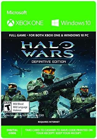 Halo Wars : Definitive Edition オンラインコード版 - XboxOne/Windows10
