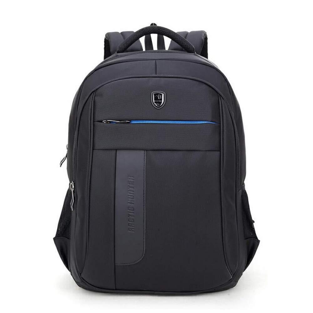 TBLYBB Zaini Uomini BackBusiness Oxford 15.6 Uomini LapBag Borse da Viaggio per Studenti di Grande capacità BackCollege