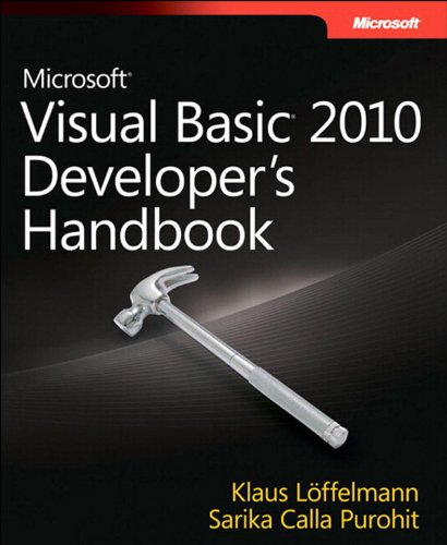 Xml Handbook (Microsoft Visual Basic 2010 Developer's Handbook (Developer Reference))