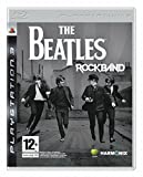Playstation 3 PS3 Rock Band BEATLES Video Game Complete Bundle with 2 Wireless Guitars, Wireless drums and USB Microphone hero kit set play music