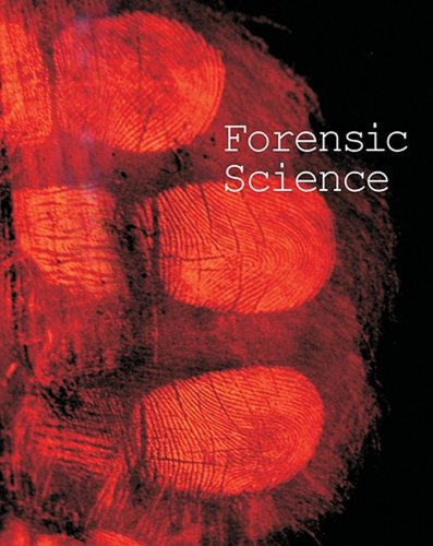 Forensic Science Set Ayn Embar-Seddon