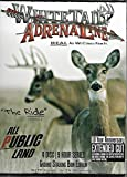 Whitetail Adrenaline - The Ride Round 1 - 4 DVD set All Public Land Whitetail Deer Gun Hunting Exteneded edition