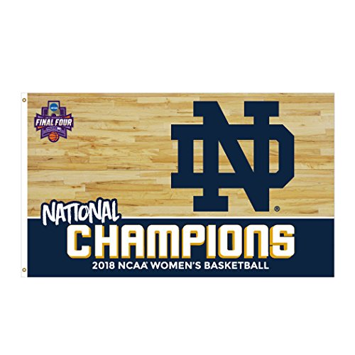 University of Notre Dame Basketball 2018 National Champions
