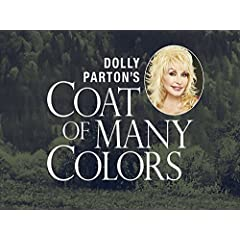 Dolly Parton's Coat of Many Colors on DVD for the first time on May 3 from Warner Bros.