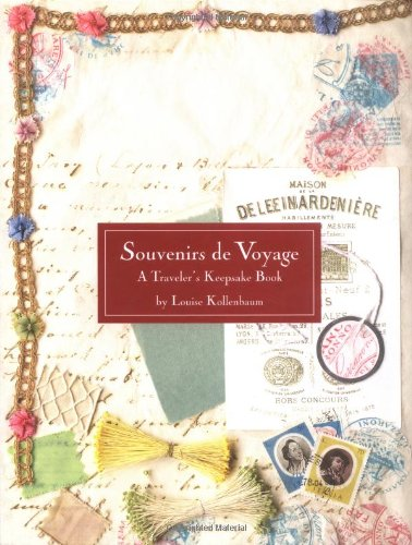 Download Souvenirs de Voyage, A Traveler's Keepsake Book PDF