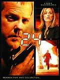 24 - Season 5 (2006) Kiefer Sutherland; Carlos Bernard; Kim Raver