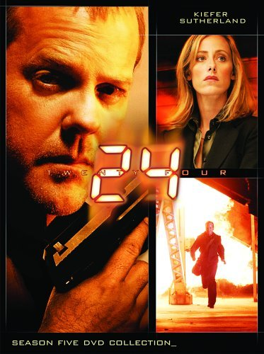 Click for larger image of 24 - Season 5 (2006) Kiefer Sutherland; Carlos Bernard; Kim Raver