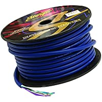 Stinger SGW951 5 Conductor Speedwire 100ft Roll, Blue