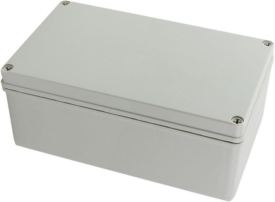5pcs Electric Plastic Black Waterproof Case Project Junction Box 40*20*11mm YJDD