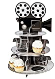 Fun Express Movie Reel Cupcake Holder