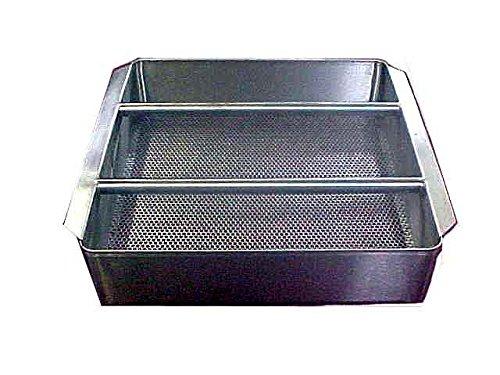 ICI Custom Parts Scrap Basket 20''X20''X5'' 60-014