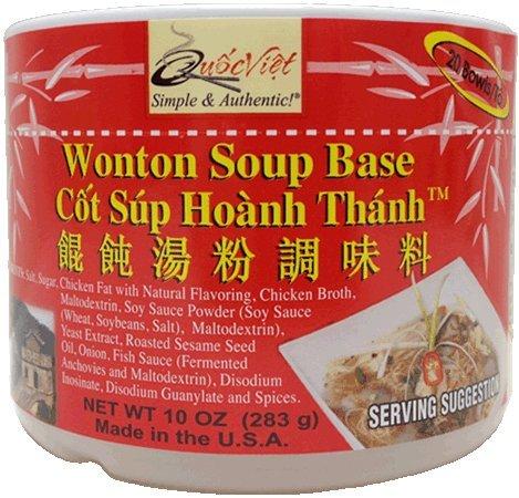 how to make wonton soup base
