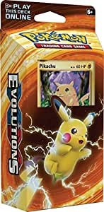Pokemon TCG XY Evolutions Card Game Deck - Pikachu