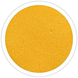 Sandsational Sparkle Sunflower Unity Sand, 22 ounces, Colored Sand for Weddings, Vase Filler, Home Décor, Craft Sand