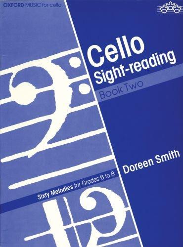 Cello Sight Reading Book 2 (Bk. 2)