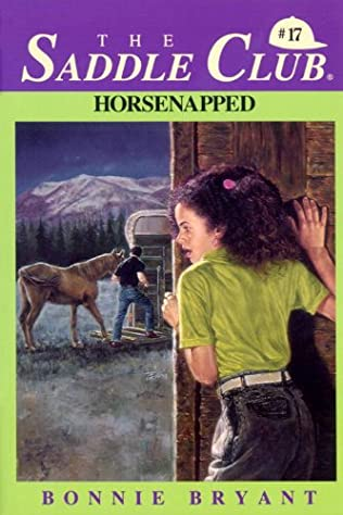 book cover of Horsenapped!