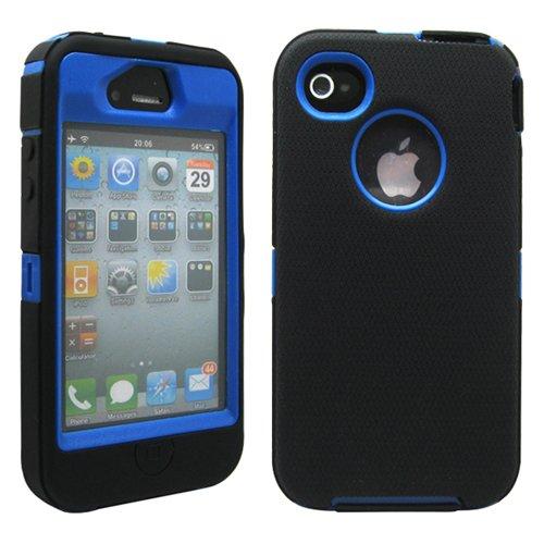 GEARONIC TM Black Silicone iPhone