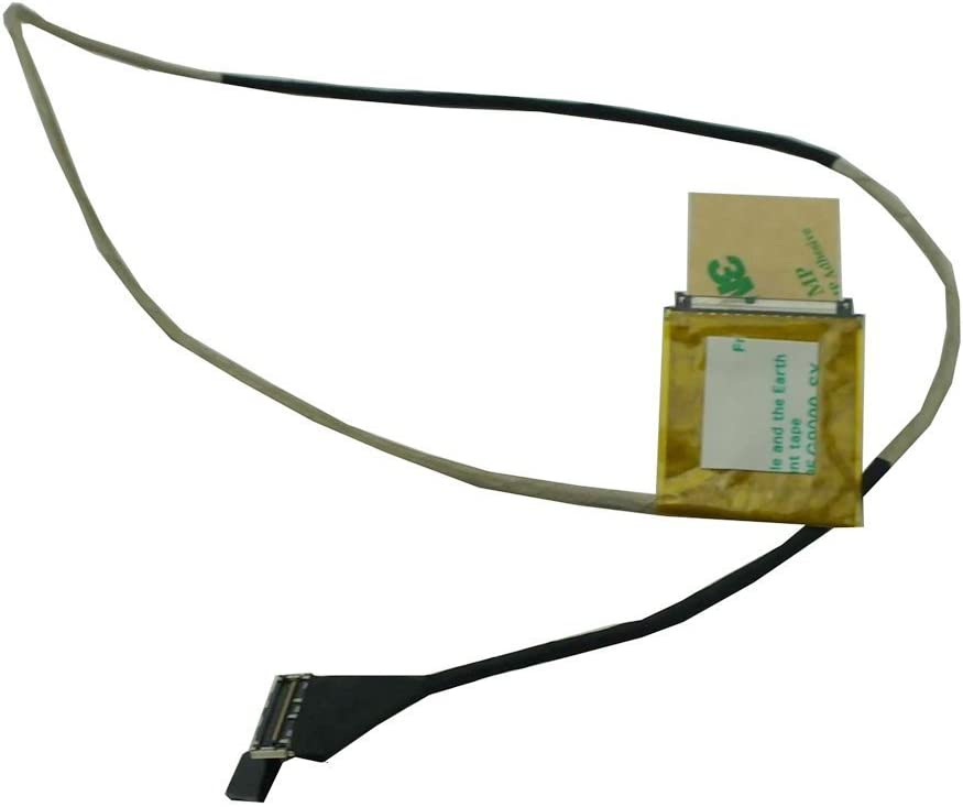 New Laptop LCD Screen Cable for Asus G74SX G74 3D Assembly Series Replacement Part Number 1422-0103000