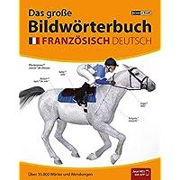 JOURIST Das große Bildwörterbuch Französisch-Deutsch: 35.000 Wörter und Wendungen