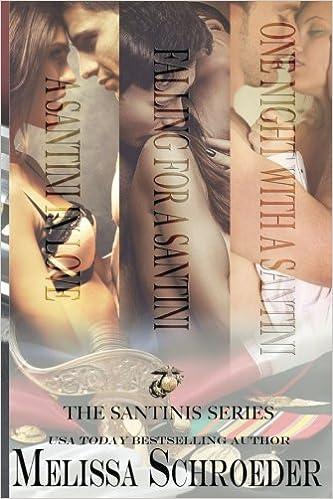 The Santinis Collection: Volume 2 The Santinis Bundle: Amazon.es: Melissa Schroeder: Libros en idiomas extranjeros