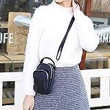 Toniker Nylon Multi-Pockets Fashion Small Crossbody