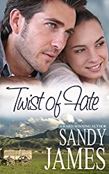 Twist of Fate (Damaged Heroes Book 5)