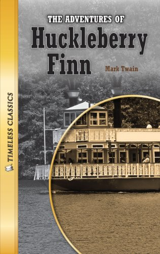 Audio Timeless Classics (The Adventures of Huckleberry Finn Audio Package (Timeless Classics) (Saddleback Classics))