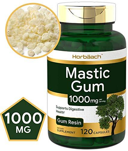 Horbaach Mastic Gum 1000mg