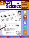 Daily Science, Grade 1, Evan-Moor, 1596734191