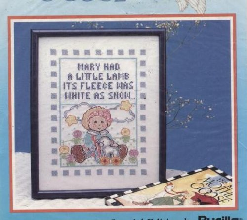 Bucilla's Mary's Little Lamb Sampler Cross Stitch