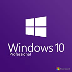 Microsoft Windows 10 Pro 32|64 Bits OEM 1 License