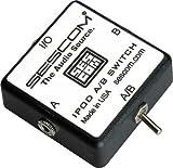 Sescom SES-IPOD-AB iPod Stereo Audio MP3 FLAC WMA Player A/B Switch 3.5mm (1/8), Best Gadgets