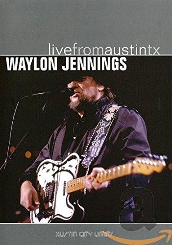 Waylon Jennings  - Live from Austin, TX by New West