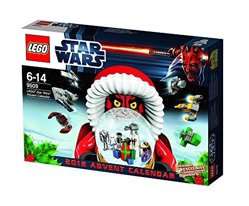 LEGO 2012 Star Wars Advent Calendar 9509(Discontinued by manufacturer) (Lego Star Wars Calendar)