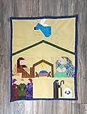 Nativity Manger / Christmas Handmade Classic Tapestry