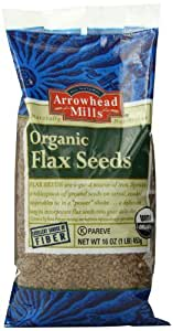 Arrowhead Mills Organic Flax Seed, 16 Ounce