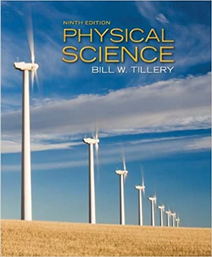 Test bank for physical science 9th edition by tillery test bank.