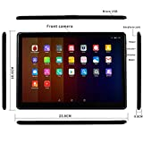 Tablet 10 Inch Android 9.0 3G Phone Tablets with