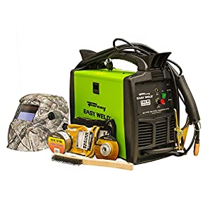 Forney 29901 125 FC MIG Welder Start-Up Kit by Forney Industries